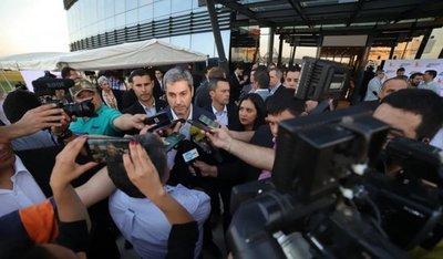 Abdo dice que Friedmann debe jurar en lugar de HC