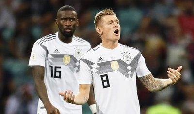 Alemania avisa: el campeón ha vuelto