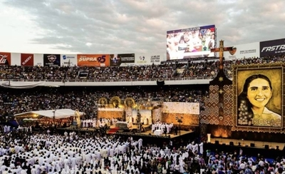 HOY / Hoy no se podrá visitar el retablo de la beata Chiquitunga