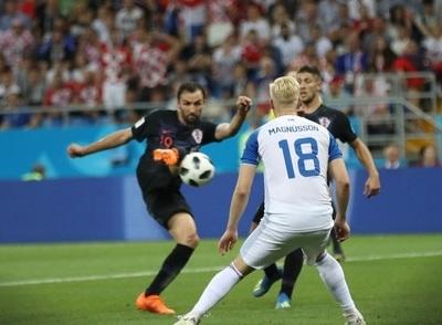 Croacia triunfa y cierra con los tres partidos ganados