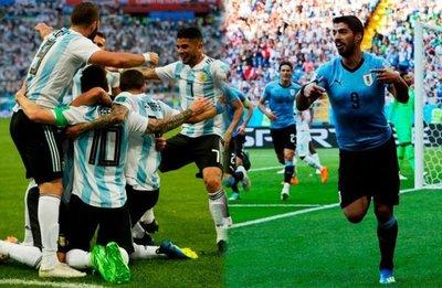 Mundial y sudamericano