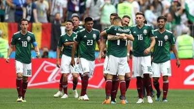 México y la ilusión de alcanzar octavos de final