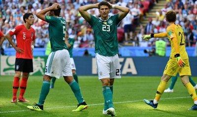 Los motivos de la debacle de Alemania