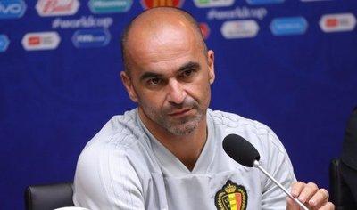 Roberto Martínez: Contra Inglaterra la prioridad no es ganar