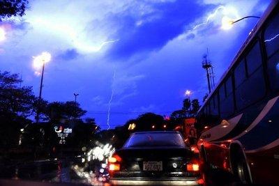 Día inestable y hay alerta de tormentas