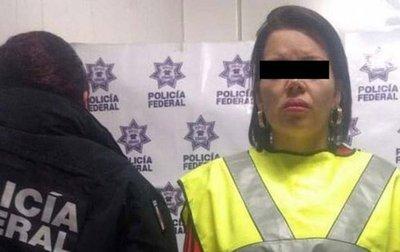 Detienen a paraguaya sospechosa de trata