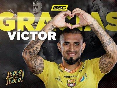 Víctor Ayala sería presentado el lunes