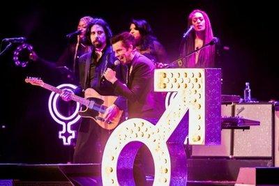 The Killers y la lluvia protagonizan la tercera jornada de Rock in Rio Lisboa