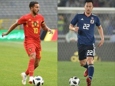 La ambición belga ante un Japón que busca la hazaña