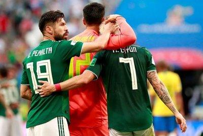 Oribe anuncia que deja la selección mexicana