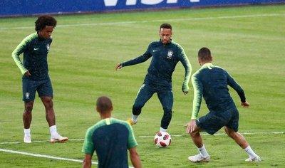 Brasil y Bélgica, pulso de favoritos por un puesto en semifinales