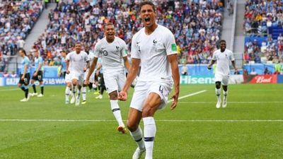 Francia sin muchos apuros venció a Uruguay y ya está en la Semifinal