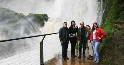 CVC Group trabaja en paquete turístico incluyendo al Saltos Monday