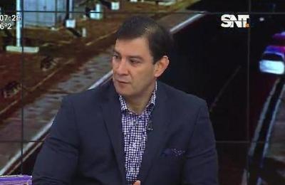 Entrevista a Silvio Ovelar, presidente del Congreso Nacional