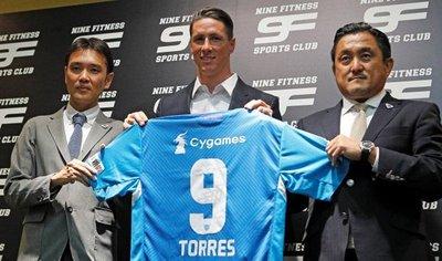 El Niño Torres jugará en el Sagan Tosu japonés