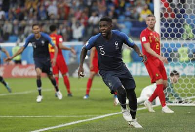 Francia finalista del Mundial!!!