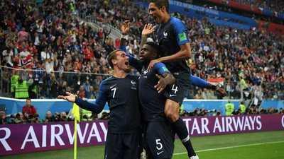 Francia jugará su tercera final mundialista