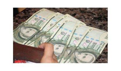 Aumenta el salario mínimo a G. 2.112.562