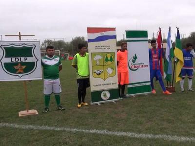 Loma Plata ya forma parte del fútbol de tierra adentro