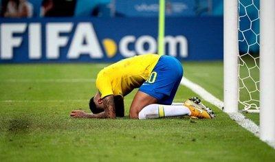 Por 30 minutos se pone en duda toda la carrera de Neymar