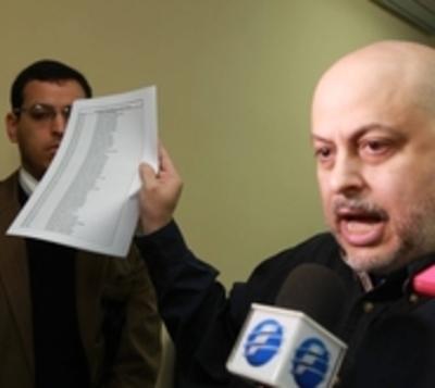 El senador Payo Cubas pide derogar la Ley de 'autoblindaje'