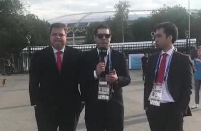SNT está presente en la semifinal de la Copa del Mundo