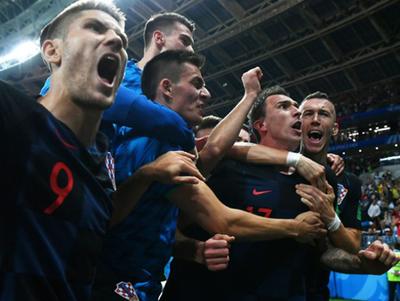 Croacia hace historia y está en la final