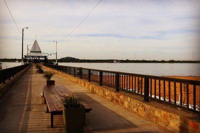 Senatur habilita embarcadero mirador para potenciar el turismo fluvial