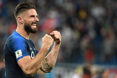 Giroud, tras los pasos de Guivarch