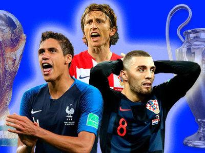 Varane o Modric y Kovacic ingresan en la lista