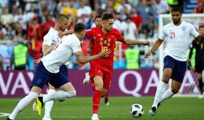 Ni Bélgica ni Inglaterra saben lo que es ganar un tercer puesto