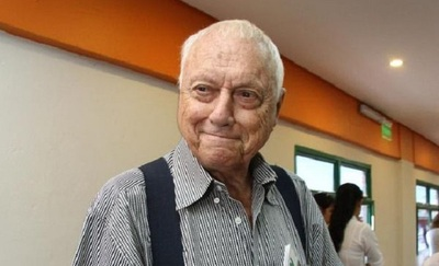 Aldo Zuccolillo fue internado luego de sufrir un ACV