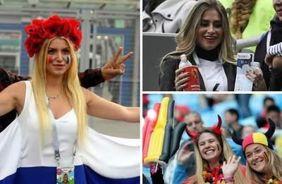 """Hinchas hermosas en TV """"ya no"""", dice la FIFA"""