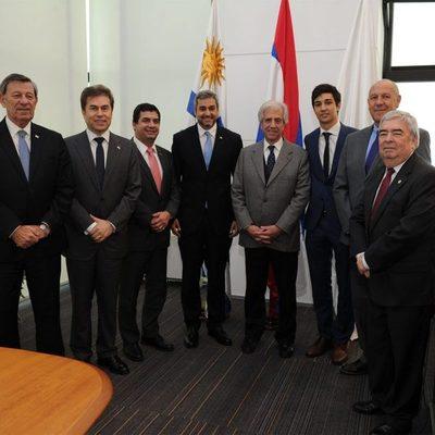 Uruguay confirma presencia de Vázquez a la asunción de Abdo Benítez
