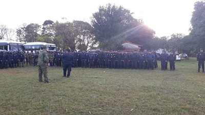 Inminente desalojo en Guahory