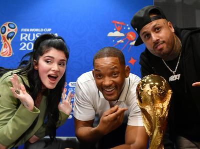 Ceremonia de clausura del Mundial