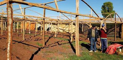 MAG bridó asistencia técnica a pequeños productores