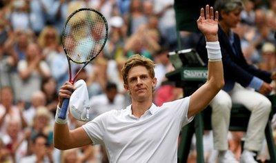 Anderson vence a Isner y logra la final de Wimbledon