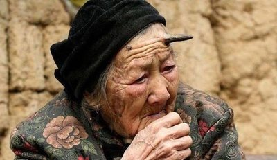 La abuela cabra cumple 101 años