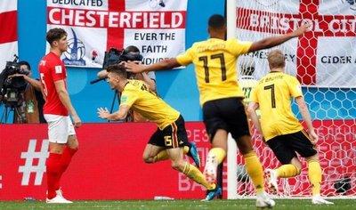 Bélgica se queda con el tercer puesto y mejora su historia