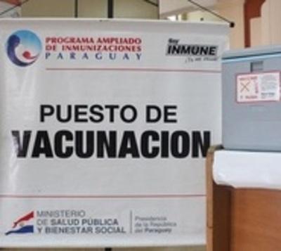 Este domingo culmina la 'Semana de la Vacunación Oportuna'