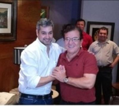 Marito designa a Nicanor en Yacyretá