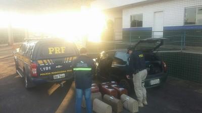 Insólito: Cae contrabando de 9 gallos de riña made in Paraguay
