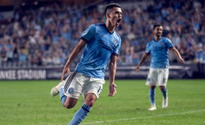 HOY / Otra vez Medina en acción para el triunfo de New York en la MLS