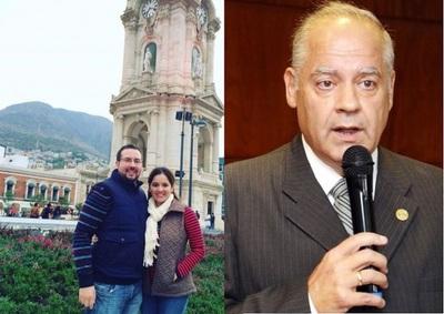 Nuera de ministro cobró sin trabajar cuatro años con venia de Corte