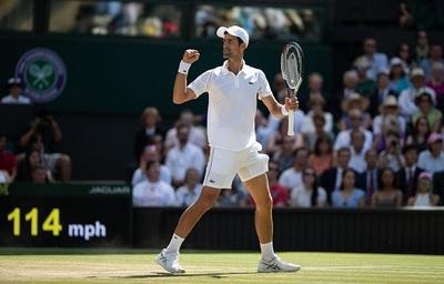 Djokovic gana su cuarto título de Wimbledon