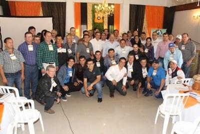 Dirigentes deportivos participaron de un seminario de capacitación