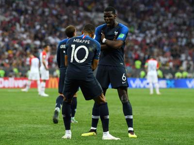 Francia es bicampeón del mundo