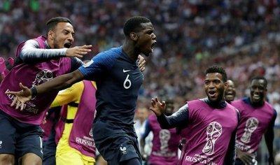 El paso a paso de Francia campeón
