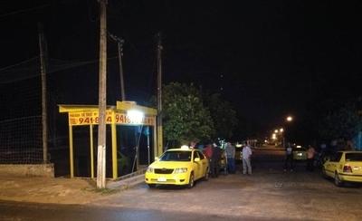 """HOY /  """"No me mates, tengo familia"""": encerrado en valijera de taxi relata noche de terror"""